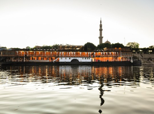 Le Steam Ship Sudan