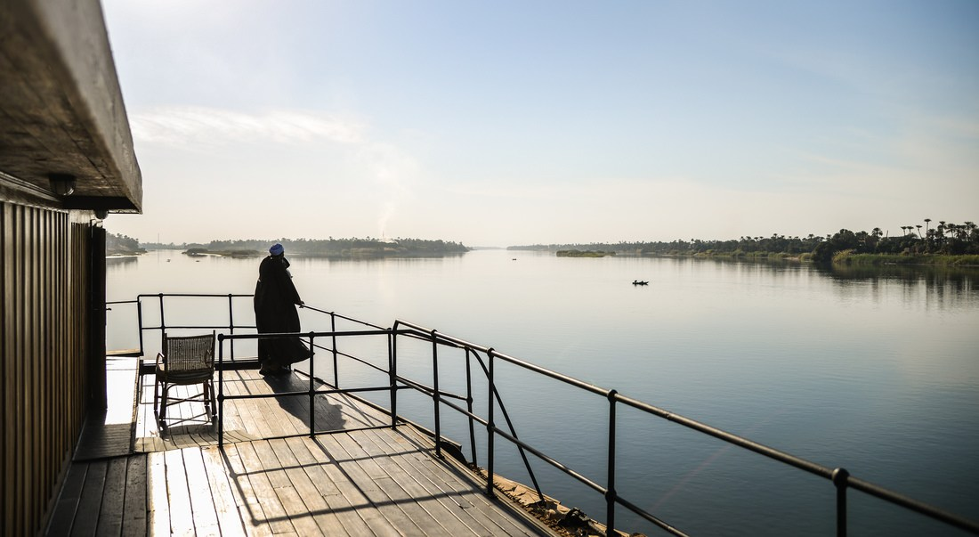 Le capitaine du Steam Ship