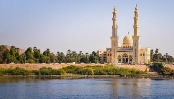 Mosquee d assouan