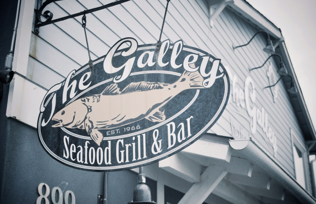 The Galley. Morro Bay