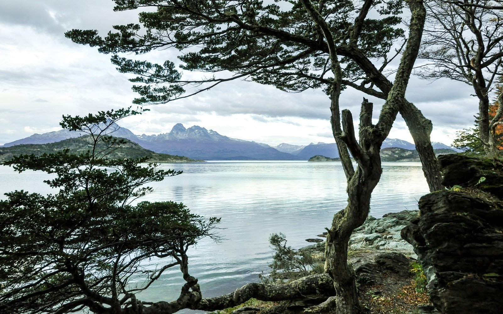 Parque Nacional Tierra del Fuego Parc Tierra del Fuego