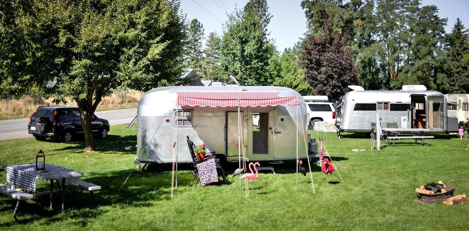 Conseils Pour Faire Du Camping Aux Etats Unis