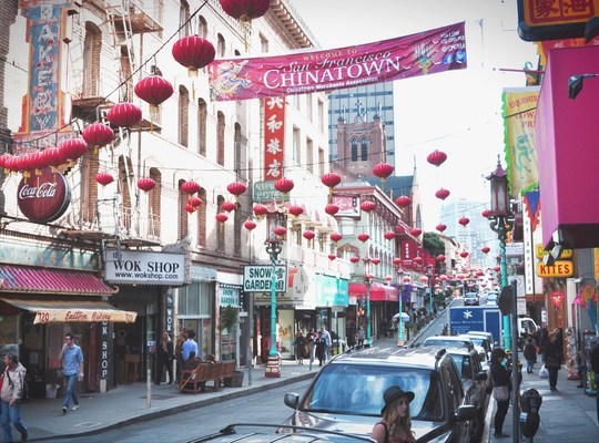 Chinatown de San Francisco