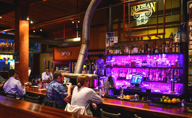 Branchement bars Atlanta