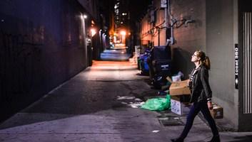 Un soir dans les rues de seattle