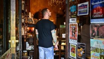 Tattoo coffee shop a seattle
