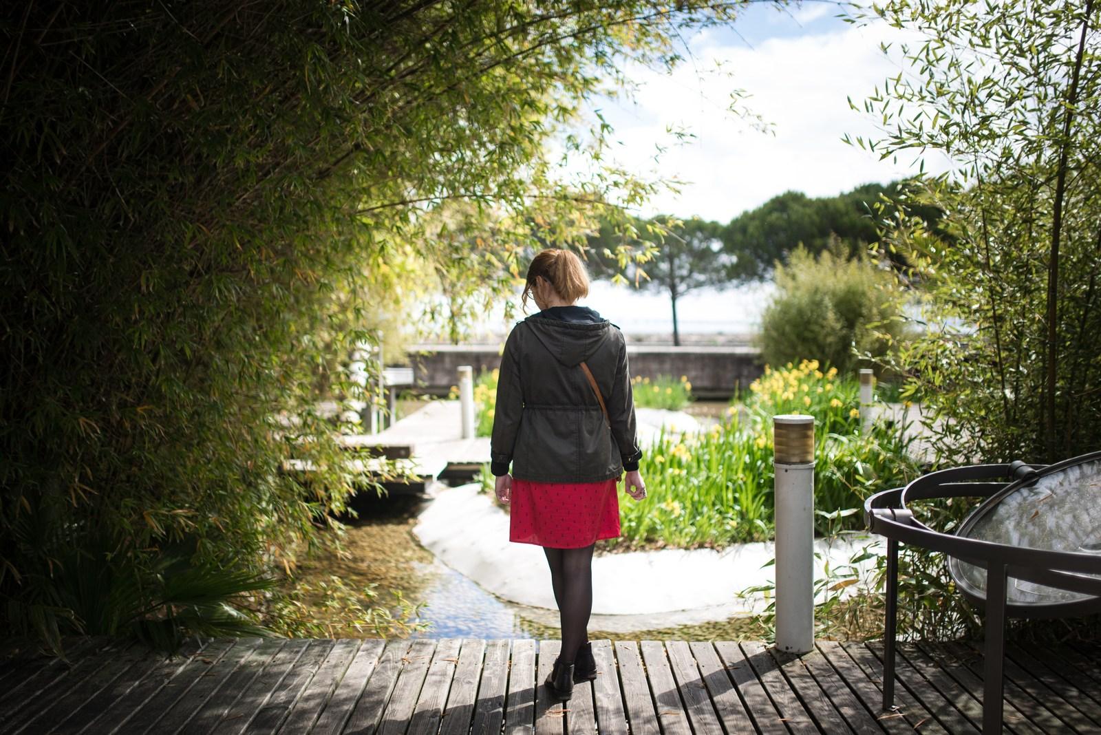 Visite de l 39 aquarium de lisbonne et parque da na oes - Point d eau dans le jardin ...