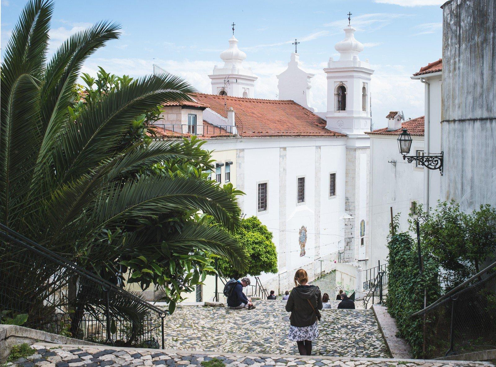 Eglise de Sao Miguel  Lisbonne