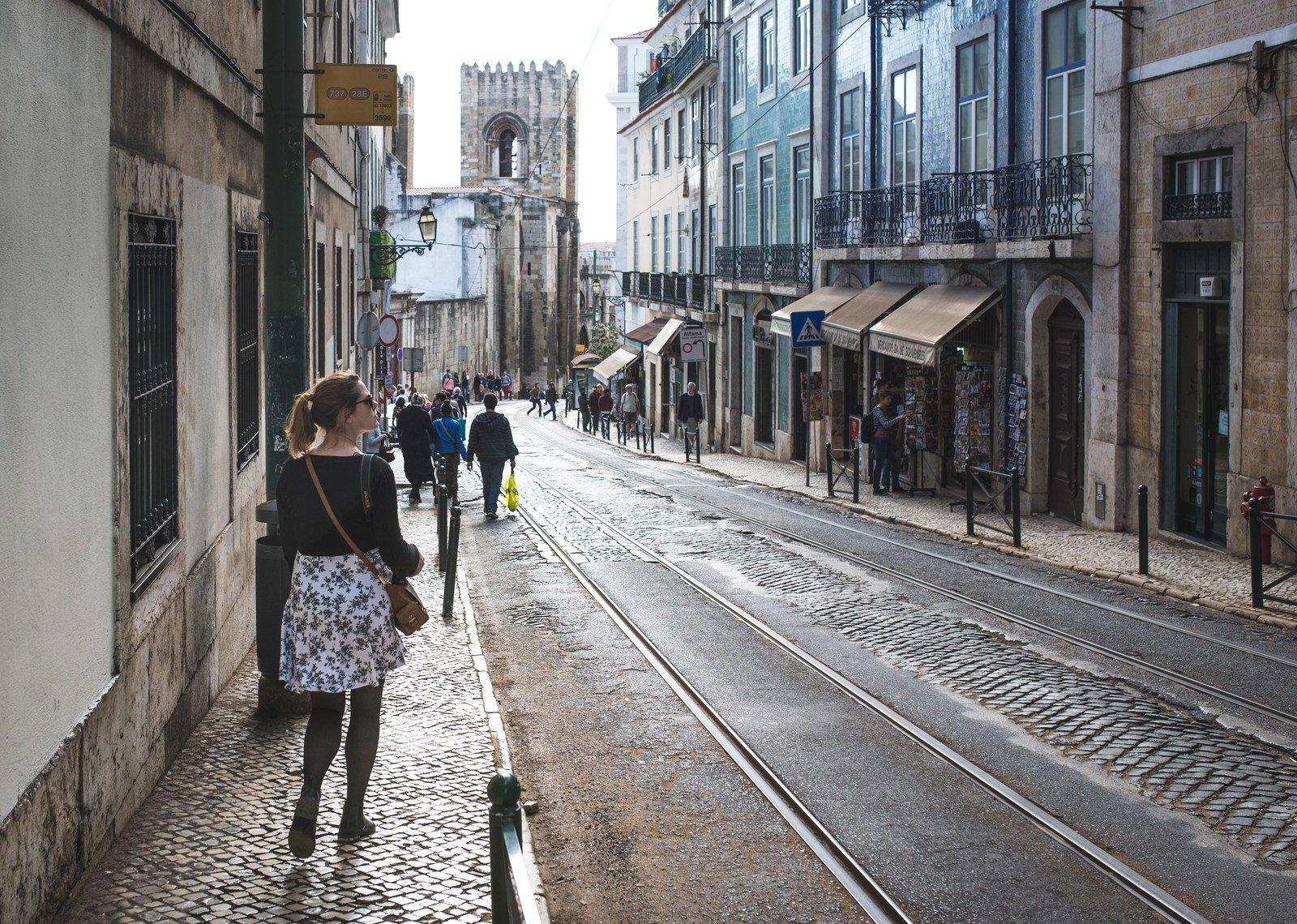 Rua Augusto Rosa Lisbonne