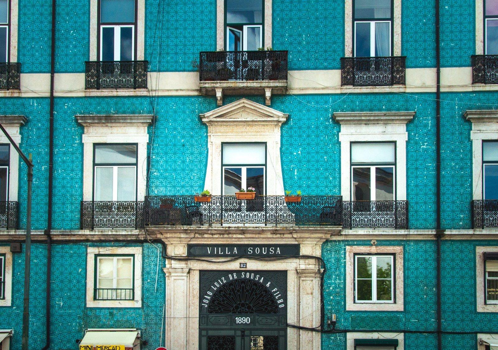 Villa Sousa Lisbonne