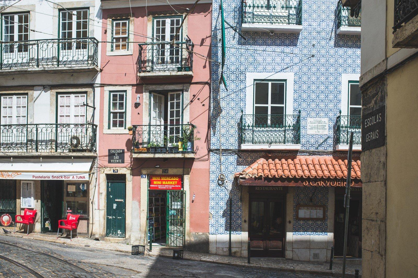 En plein coeur de l'Alfama Lisbonne