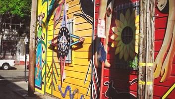 Decoration a mission district san francisco