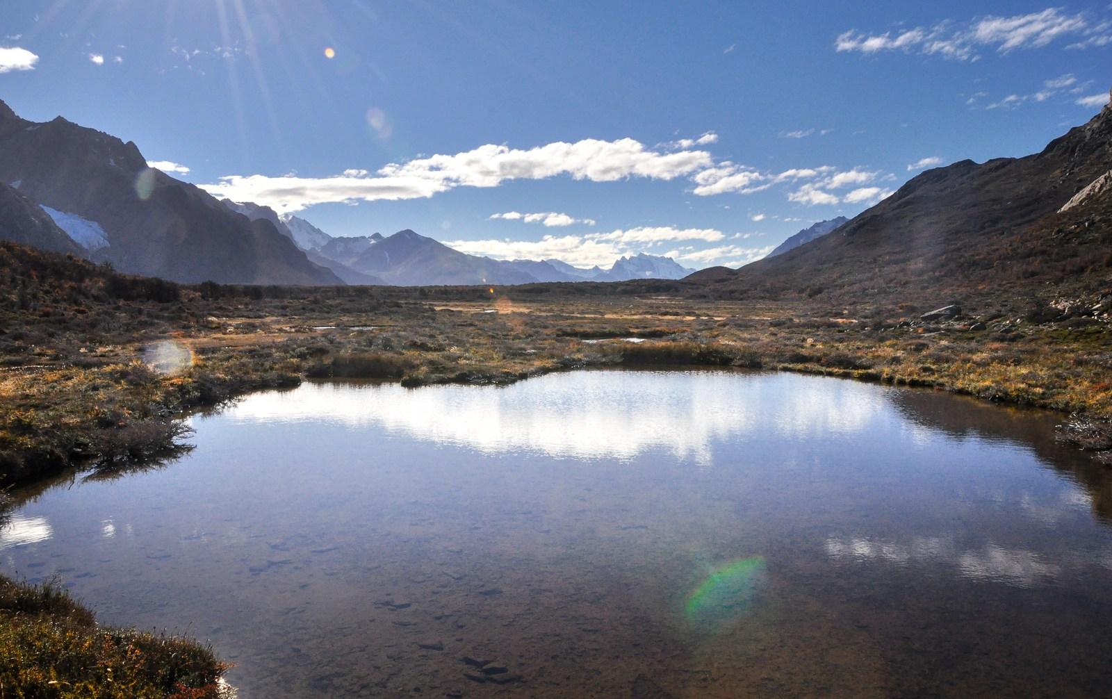 Laguna Piedras Blancas El Chaltén