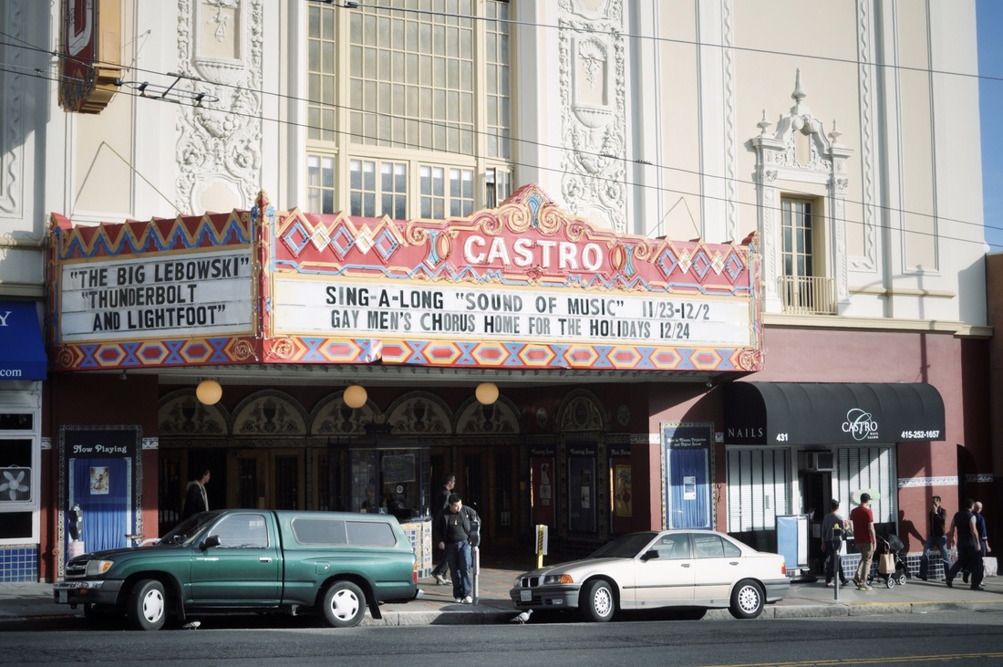 The Castro Theater, San Francisco