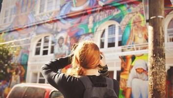Photographie de street art san francisco