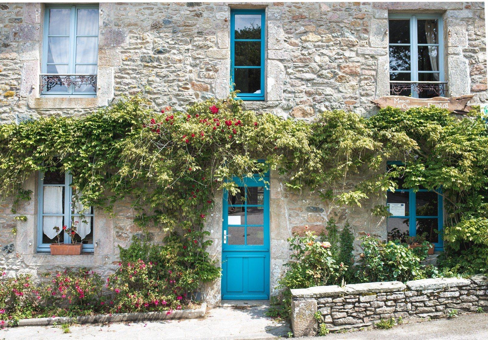 Maison de normandie cotentin en france - La petite maison normandie ...