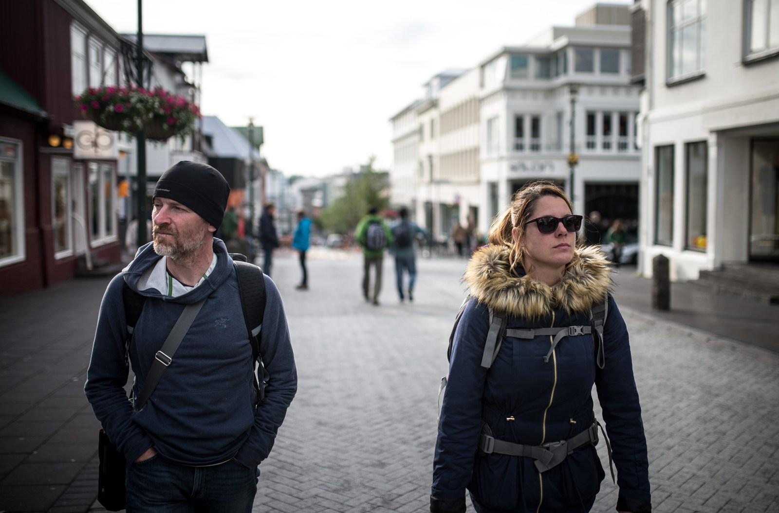 En balade dans Reykjavik  Reykjavik