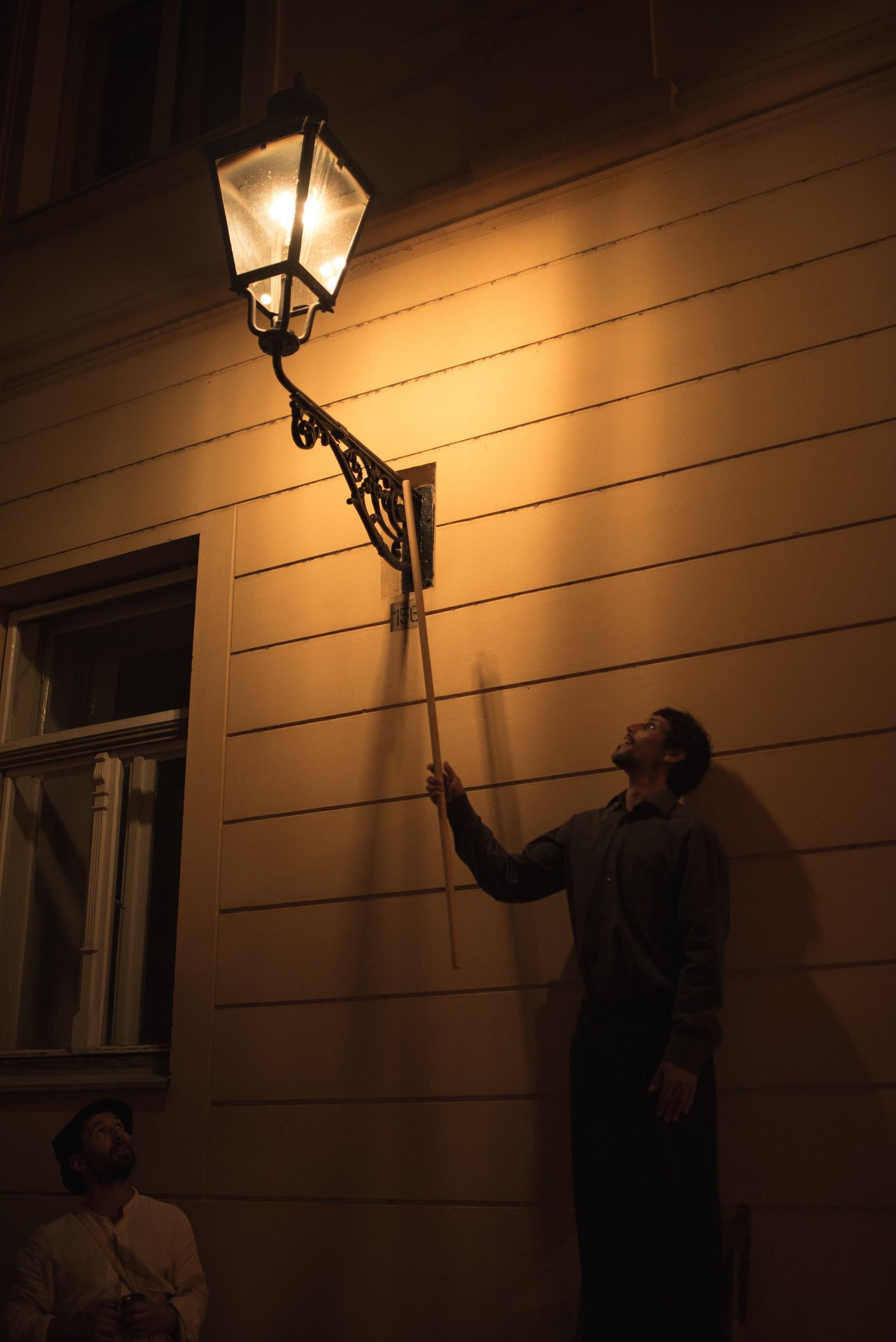 lampadaire zagreb