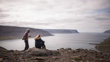En plein coeur des fjords