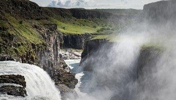Au coeur de la cascade