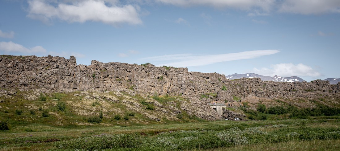 Thingvellir, plus vieux Parlement d'Europe