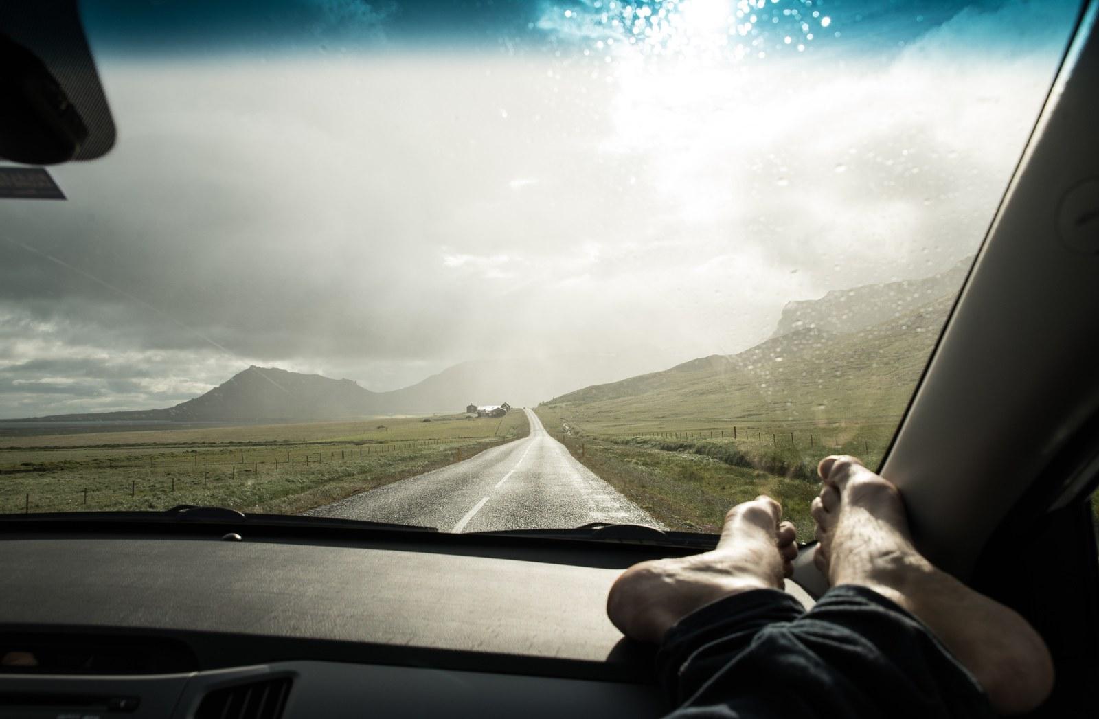 Road Trip sur les routes islandaises  Útnesvegur