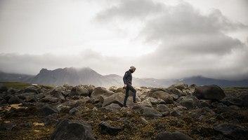 Crapahuter sur les rochers