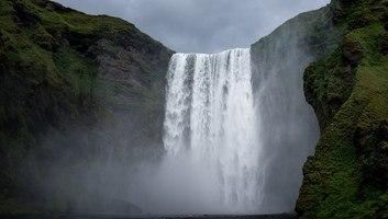Chutes d eau de skogar