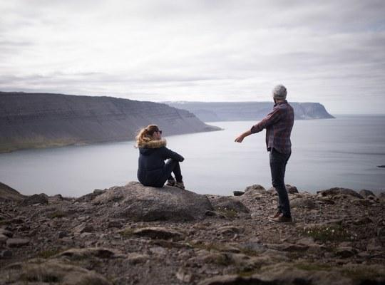Ensemble dans les fjords