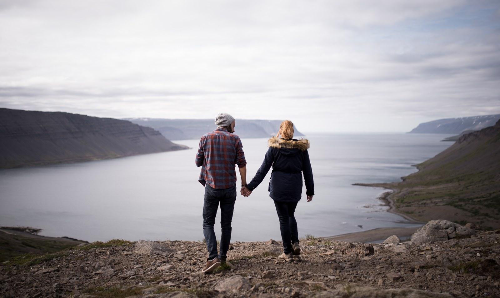 Travelers. Partners. Lovers. Bíldudalsvegur