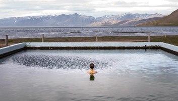 Piscine de reykjafjordur