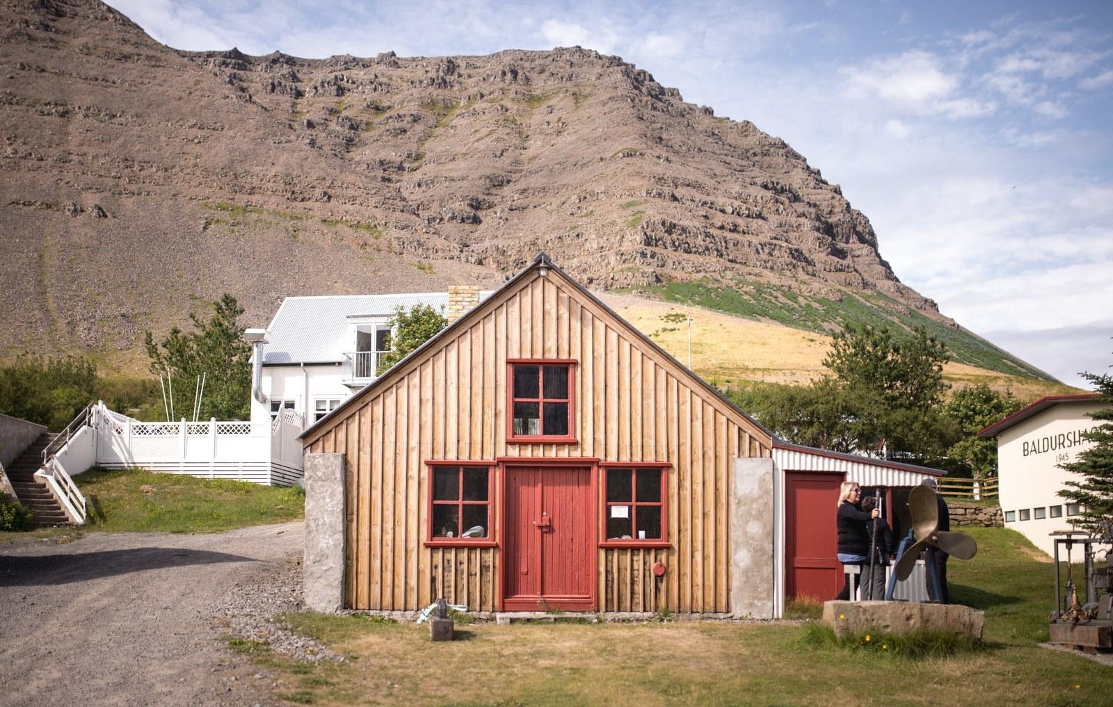 Habitation de Bildudalur Bildudalur