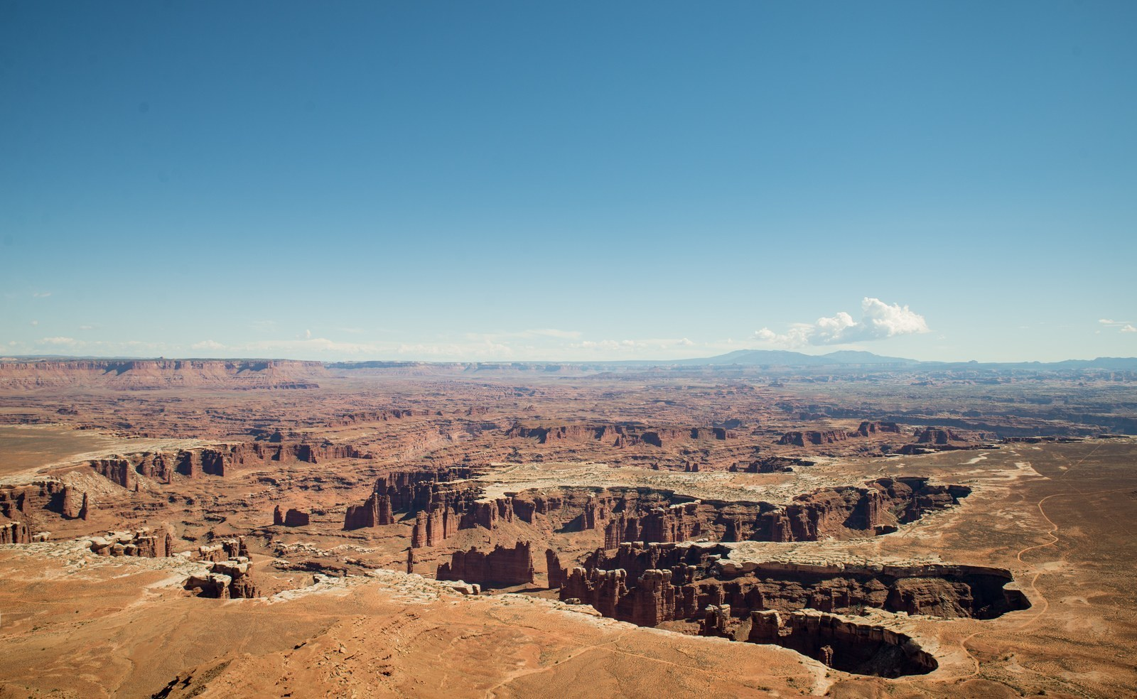 Island in the Sky, Canyonlands Canyonlands