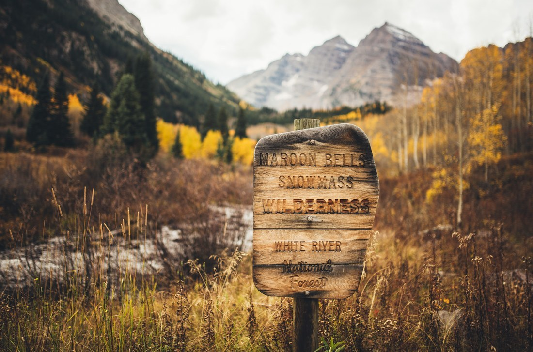 Maroon Bells Snowmass Wilderness