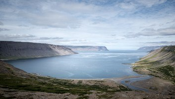 Fjords a perte de vue