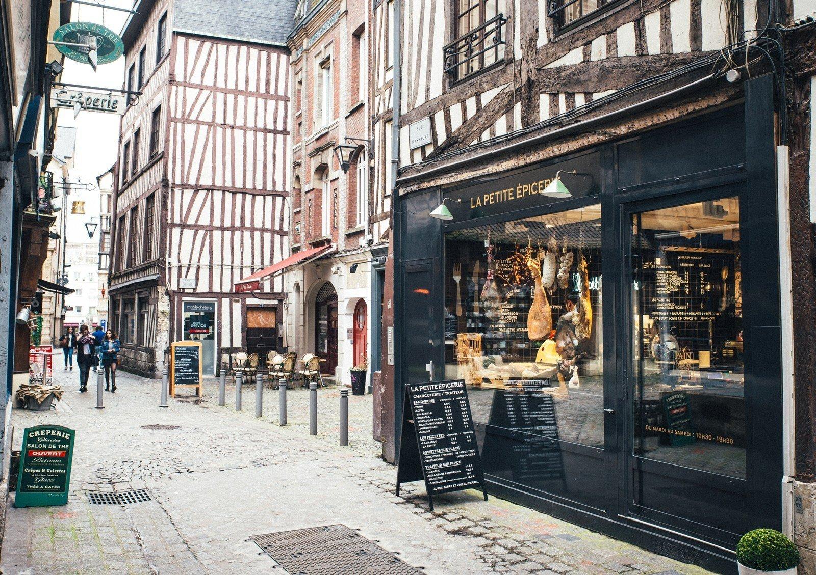 La petite épicerie  Rouen