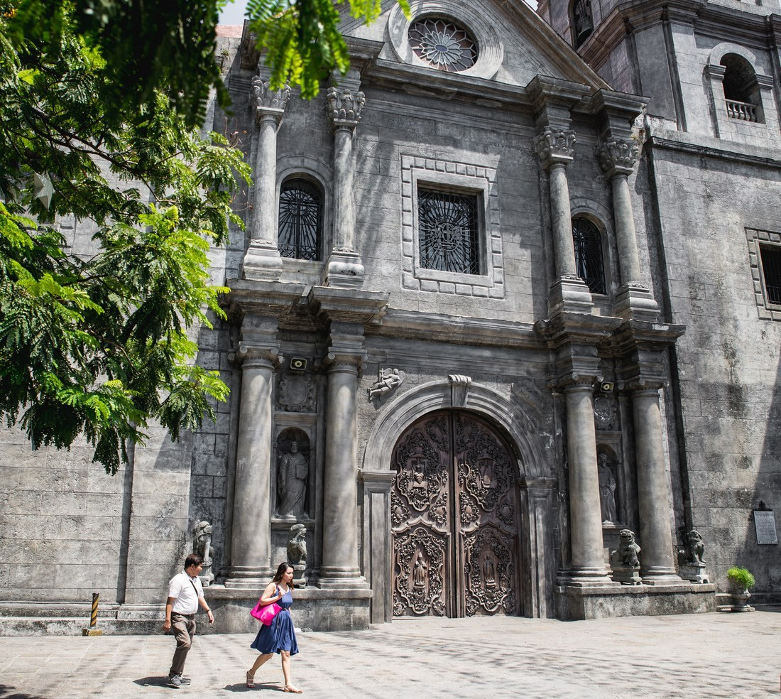 San Augustin Church, Intramuros, Manila