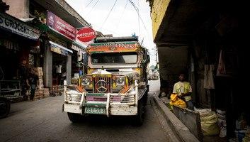 Jeepney de banaue