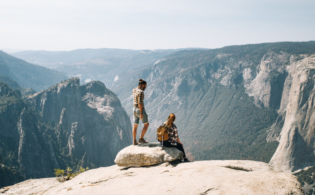 Ensemble à Taft Point