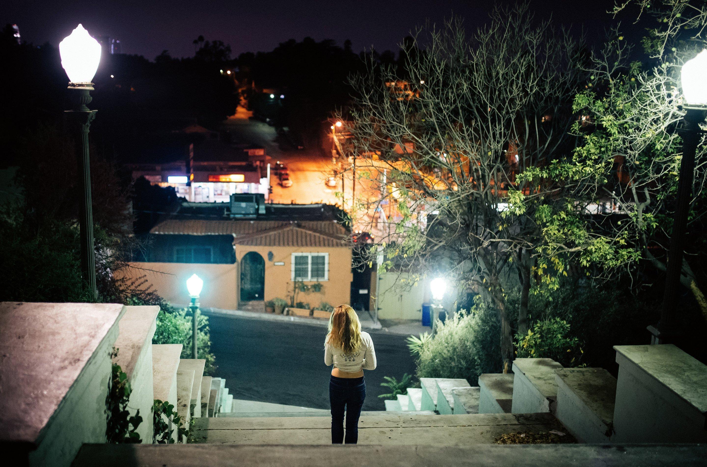 Sunset boulevard los angeles los angeles aux etats unis for 1332 park terrace