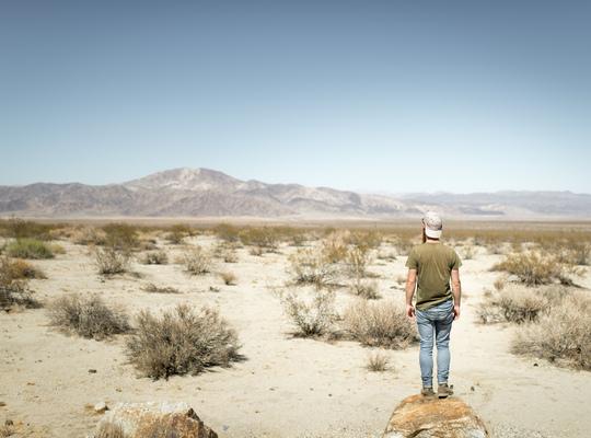 Aurelien buttin desert de californie