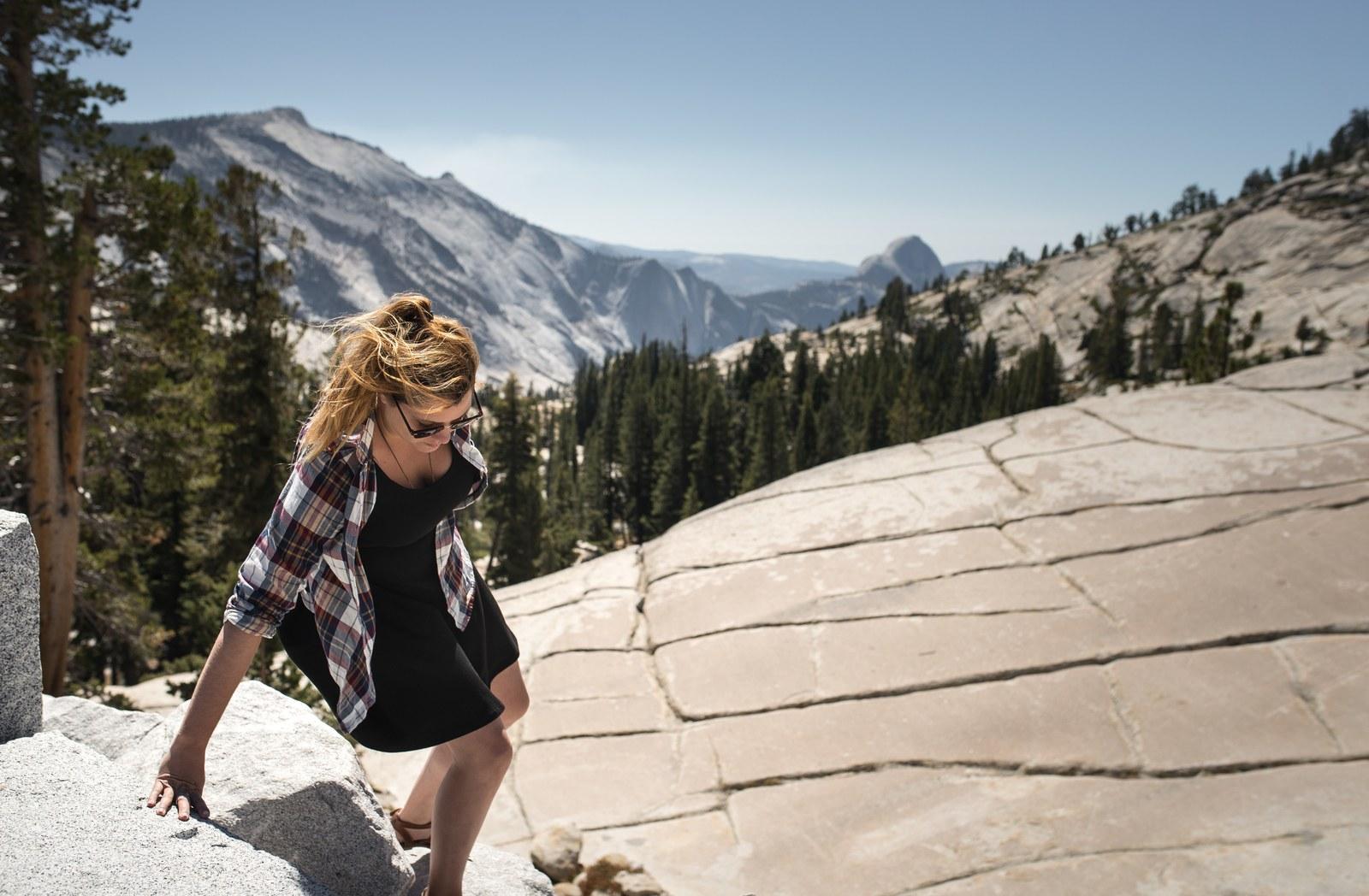 Vallée de Yosemite Yosemite