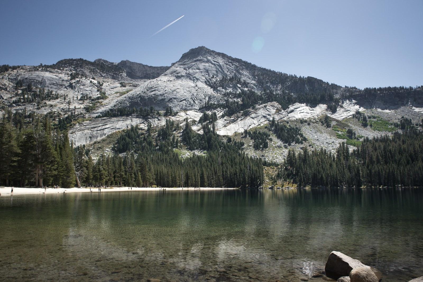 Lac, Yosemite Yosemite