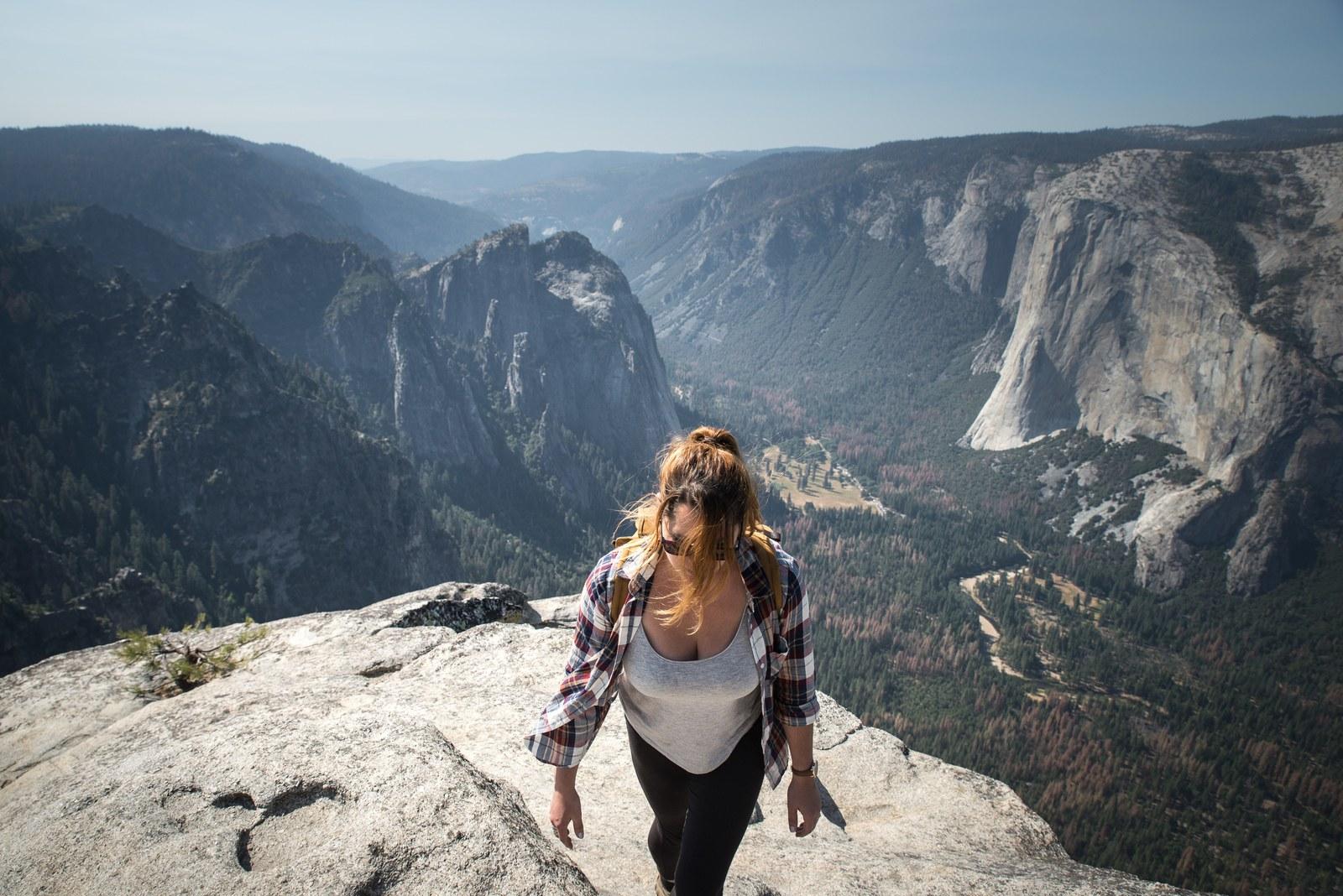 Manue à Yosemite NP Yosemite