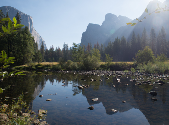 Paysages de Yosemite National Park