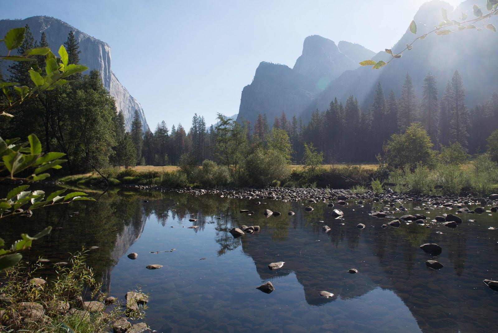 Paysages de Yosemite National Park Yosemite