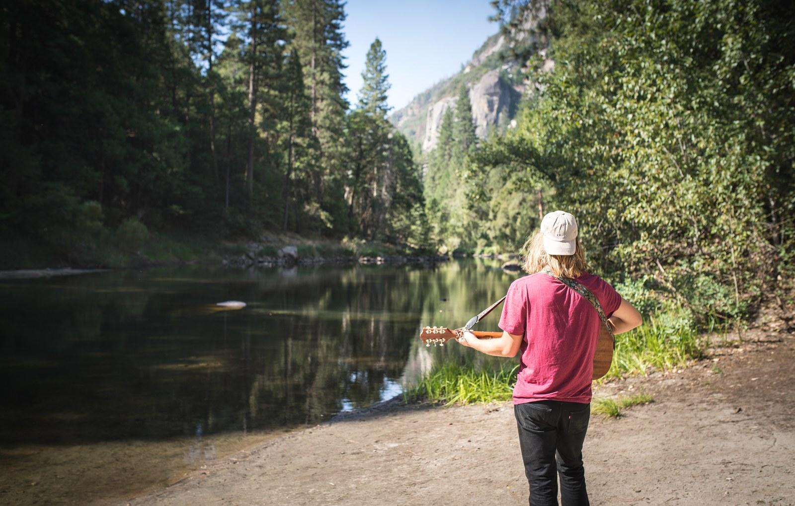 Inspiration folk Yosemite