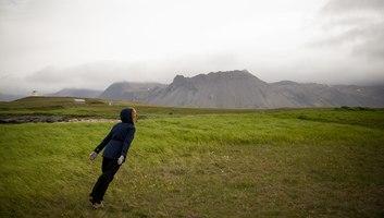 Le vent en islande