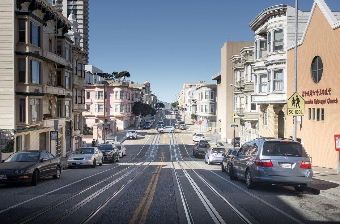 Streets of San Francisco