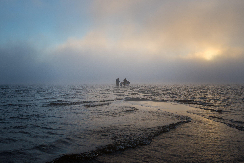 Le soleil de minuit en finlande - La cerise sur le nuage ...